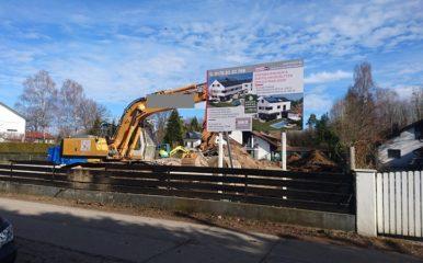 ZU VERKAUFEN: Neubau eines Doppelhauses & eines Einfamilienhauses in Vaterstetten/Baldham