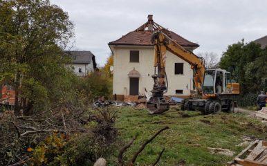 Neubau eines Doppelhauses in Trudering – VERKAUFT !!!